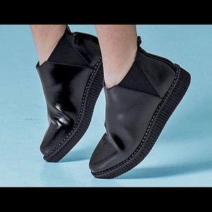 TUK Chelsea boot creepers